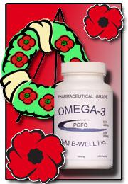 Omega-3 PGFO Capsules