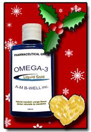 Omega-3 Liquid Gold